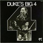 DUKE ELLINGTON Duke's Big 4 album cover