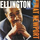 DUKE ELLINGTON Ellington At Newport Complete Album Cover