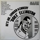 DUKE ELLINGTON He's Mr.Edward Kennedy album cover