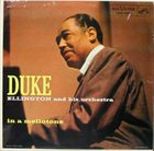 DUKE ELLINGTON In a Mellotone album cover