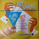 DUKE ELLINGTON Jazz Cocktail album cover