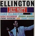 DUKE ELLINGTON Jazz Party album cover