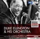 DUKE ELLINGTON Live at the Opernhaus Cologne 1969 album cover