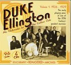 DUKE ELLINGTON Duke Ellington, Volume 1 - Mrs. Clinkscales To The Cotton Club (1926-1929) album cover