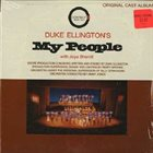 DUKE ELLINGTON My People album cover