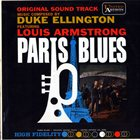DUKE ELLINGTON Paris Blues album cover