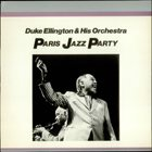 DUKE ELLINGTON Paris Jazz Party album cover