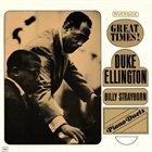 DUKE ELLINGTON Duke Ellington And Billy Strayhorn : Great Times! (aka Archive Of Jazz Volume 31 aka Swing Masters Cottontail) album cover