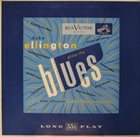 DUKE ELLINGTON Plays the Blues album cover