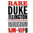 DUKE ELLINGTON Rare Duke Ellington Masterpieces album cover