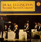 DUKE ELLINGTON Second Sacred Concert album cover