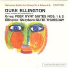 DUKE ELLINGTON Selections From Peer Gynt Suites Nos. 1 & 2 And Suite Thursday album cover