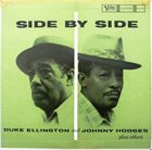 DUKE ELLINGTON Side by Side (with Johnny Hodges) album cover