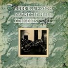 DUKE ELLINGTON The Carnegie Hall Concerts (December 1947) album cover