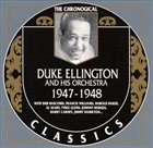 DUKE ELLINGTON The Chronogical Duke Ellington And His Orchestra 1947-1948 album cover
