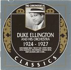 DUKE ELLINGTON The Chronological Classics, 1924-1927 album cover