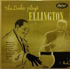 DUKE ELLINGTON The Duke Plays Ellington (aka Piano Reflections) album cover