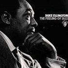 DUKE ELLINGTON The Feeling of Jazz album cover