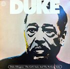 DUKE ELLINGTON The Girl's Suite And The Perfume Suite album cover