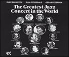 DUKE ELLINGTON The Greatest Jazz Concert in the World album cover