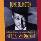 DUKE ELLINGTON The Original Recordings That Inspired the Broadway Hit After Midnight album cover