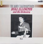 DUKE ELLINGTON The Radio Transcriptions Vol. 4 album cover