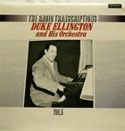 DUKE ELLINGTON The Radio Transcriptions Vol. 5 album cover