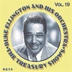 DUKE ELLINGTON The Treasury Shows Vol. 19 album cover