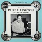 DUKE ELLINGTON The Uncollected Duke Ellington And His Orchestra Volume 1 - 1946 album cover