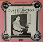 DUKE ELLINGTON The Uncollected Duke Ellington And His Orchestra Volume 5 - 1947 album cover