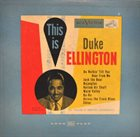 DUKE ELLINGTON This Is Duke Ellington album cover