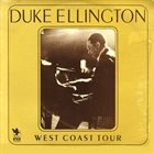 DUKE ELLINGTON West Coast Tour album cover