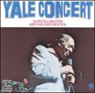 DUKE ELLINGTON Yale Concert album cover
