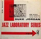 DUKE JORDAN Do it Yourself Jazz Vol. 1 album cover