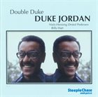 DUKE JORDAN Double Jordan album cover