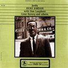 DUKE JORDAN Duke Jordan With Don Lanphere, Gene Ramey : Jordu album cover