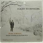 DUKE JORDAN Flight To Denmark album cover