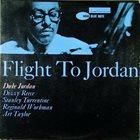 DUKE JORDAN Flight to Jordan album cover