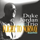 DUKE JORDAN Flight To Norway album cover