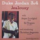 DUKE JORDAN Jealousy album cover