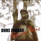 DUKE JORDAN Live in Paris album cover