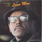 DUKE JORDAN Lover Man album cover