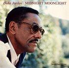 DUKE JORDAN Midnight Moonlight album cover