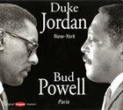 DUKE JORDAN New York Paris album cover