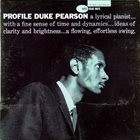DUKE PEARSON Profile album cover