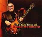 DUKE ROBILLARD A Swingin Session with Duke Robillard album cover