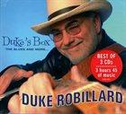 DUKE ROBILLARD Duke's Box : The Blues And More… album cover