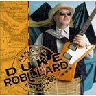 DUKE ROBILLARD Explorer album cover