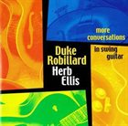 DUKE ROBILLARD More Conversations In Swing Guitar album cover