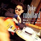 DUKE ROBILLARD New Blues For Modern Man album cover